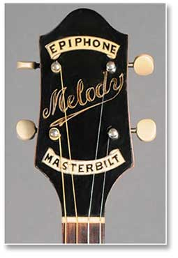 Epiphone Melody Tenor Guitar