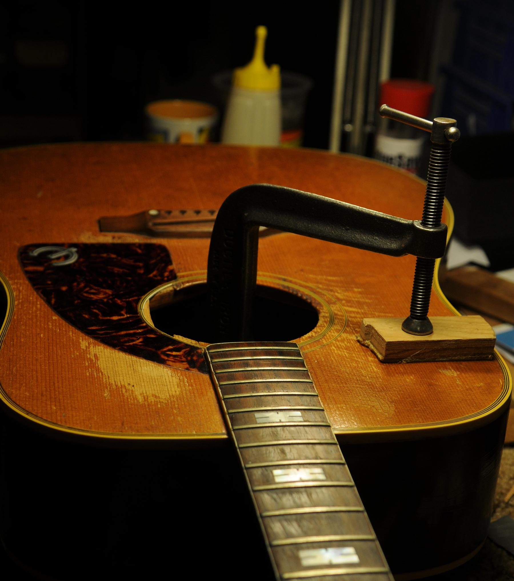 Repairs Spruce Tree Music
