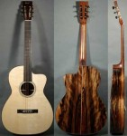 Bourgeois Guitar