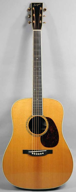 Bourgeois Bryan Sutton Limited Edition Dreadnought