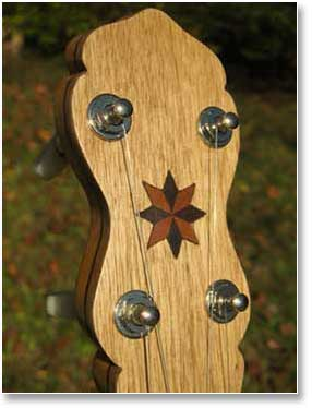 Pisgah Headstock