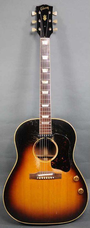 Gibson J-160E - 1958