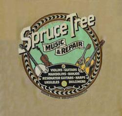 Spruce Tree T-Shirts