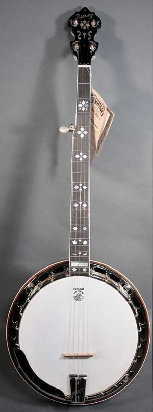 Deering Golden Era Banjo