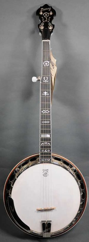 Deering Golden Wreath Banjo