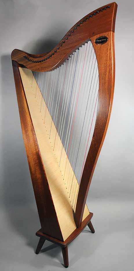 Dusty Strings Crescendo 34 Harp