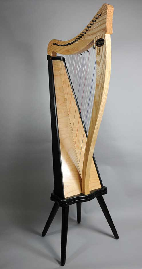 Dusty Strings Ravenna 26 Harp