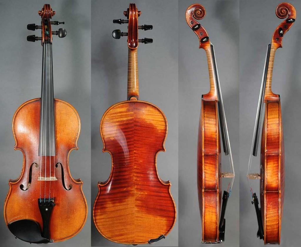 Kurt Gutter Violin - 1929