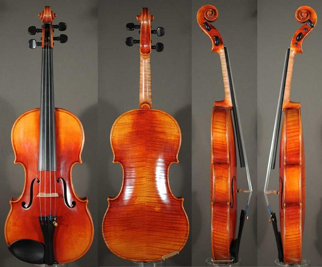E. H. Berlin Violin - c.1920s