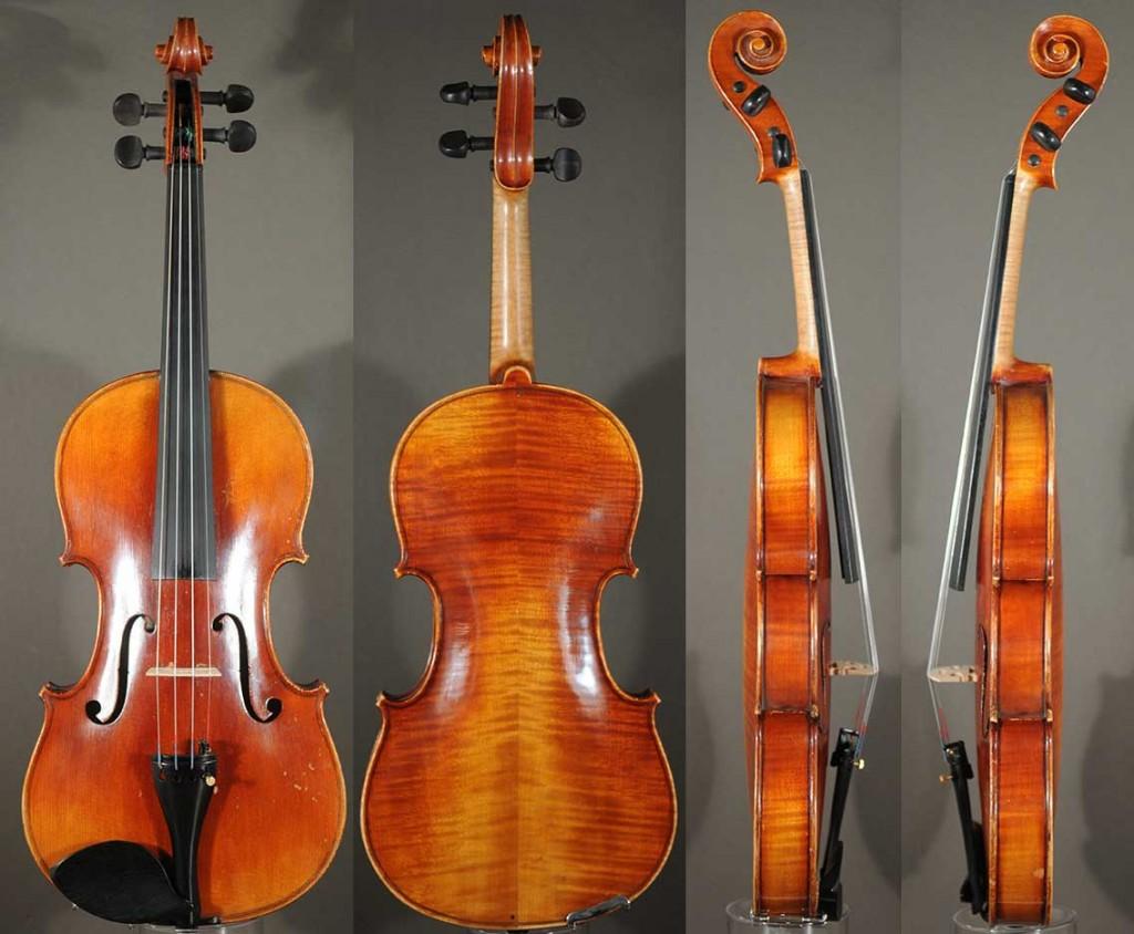Adolph Sprenger Violin