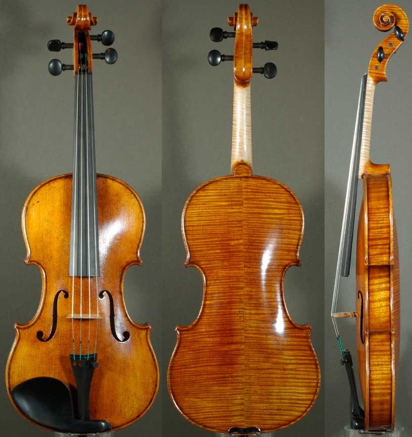 Robert Thomas Violin