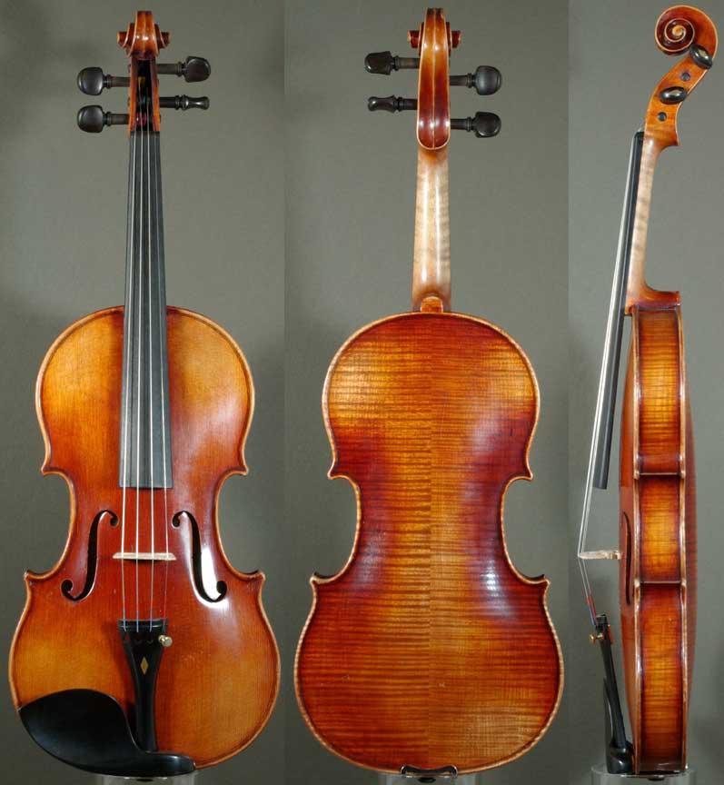 Jacobus Hornsteiner Violin