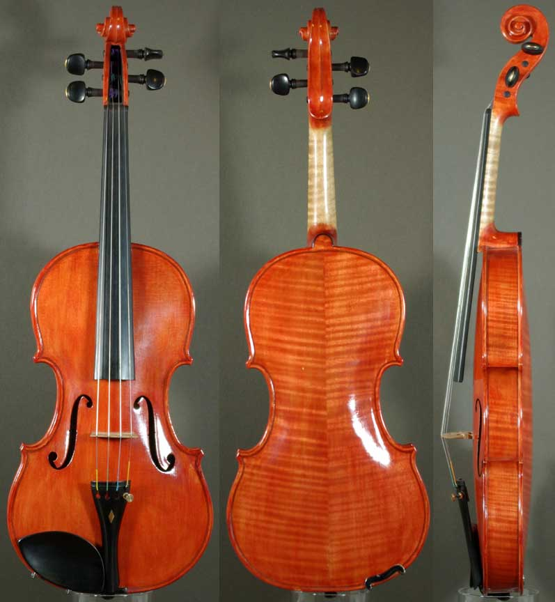 V. S. Horstmeyer Violin - 1998
