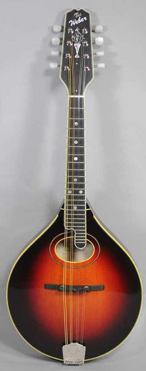 Weber Custom Vintage A Mandolin - Wide Nut, Custom Color