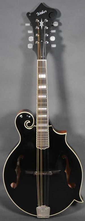 Weber Madison F Mandolin