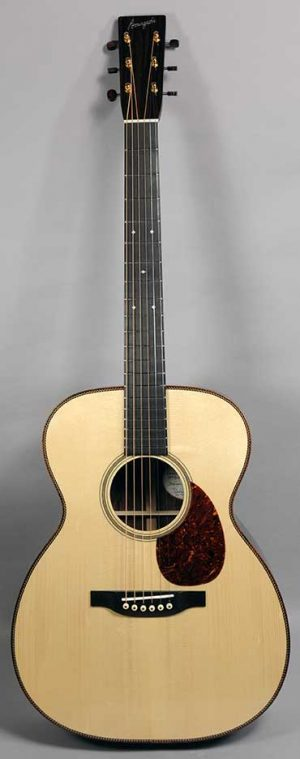 Bourgeois OM DB Short Scale