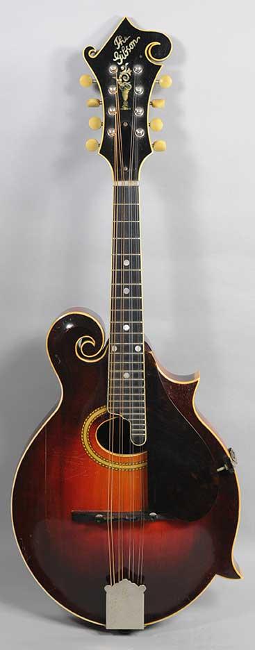 Gibson F-4 Mandolin - 1924