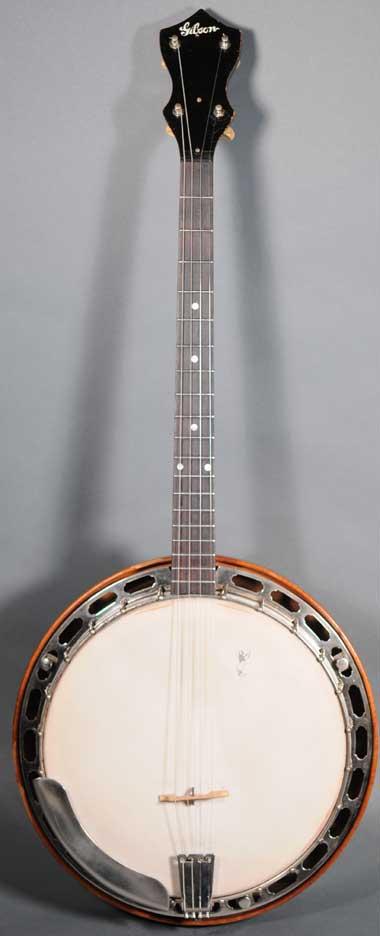 Gibson TB-00 Tenor Banjo - c 1937 - Spruce Tree Music