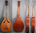 Harmony Roy Smeck Vita Guitar - c.1927
