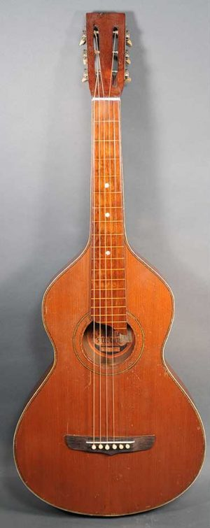 Hilo Style 640 Hawaiian Guitar - 1920s