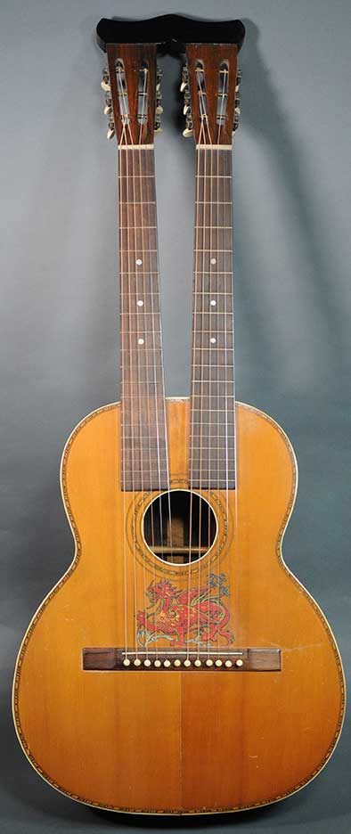 Regal Double Neck Hawaiian Guitar - 1920s