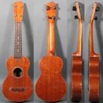 Lyon & Healy Soprano Ukulele - 1920s