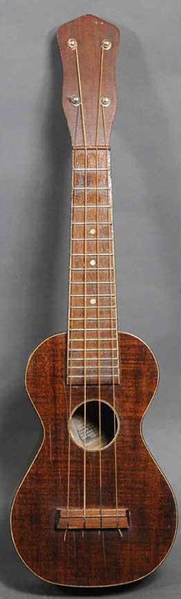 Supertone Soprano Ukulele - 1920s
