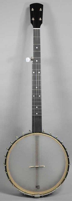 Bart Reiter Buckbee Banjo - Walnut, 12-Inch Rim