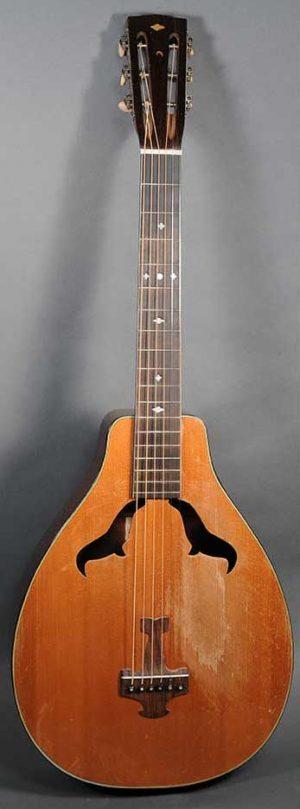 Harmony Roy Smeck Vita Guitar – c.1927