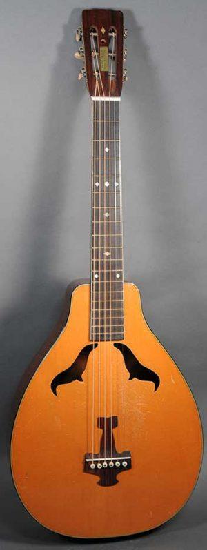 Harmony Roy Smeck Vita Guitar - c.1930