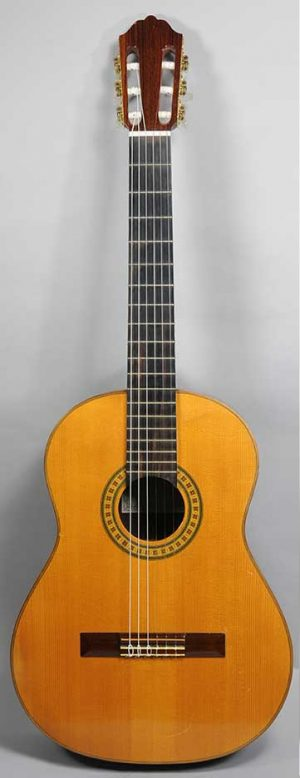 Michael Menkevich Classical Guitar - 1984