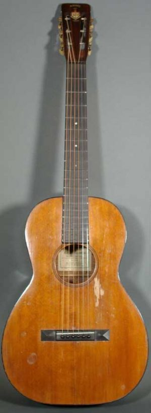 M. Nunes Hawaiian Guitar – c.1917