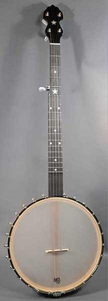 Bart Reiter Round Peak Banjo
