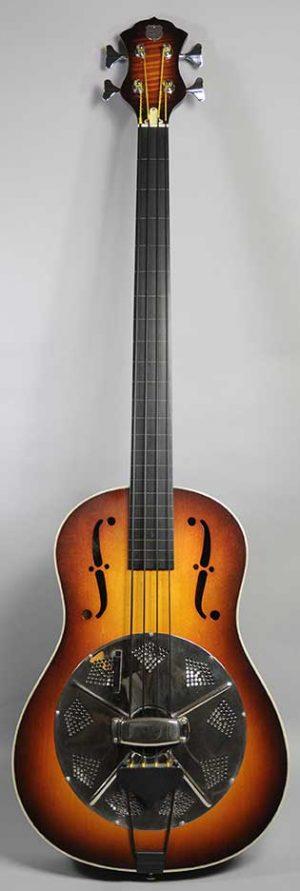 National WB Bass Guitar - 2004