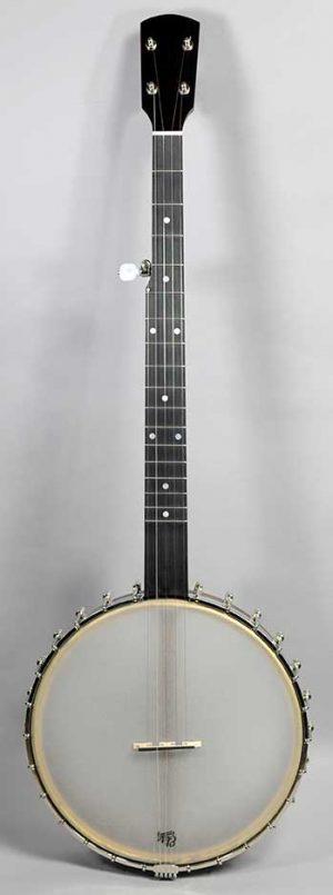 Bart Reiter Buckbee Banjo - Mahogany, 12-Inch Rim