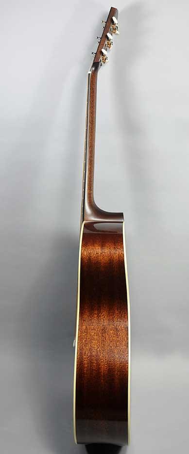 Bourgeois Slope D Custom Spruce Tree Music
