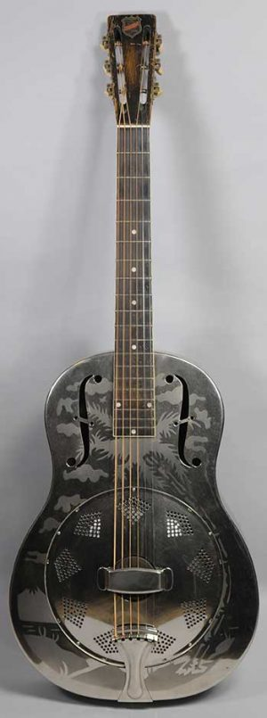 National Style O Resonator Guitar - 1932