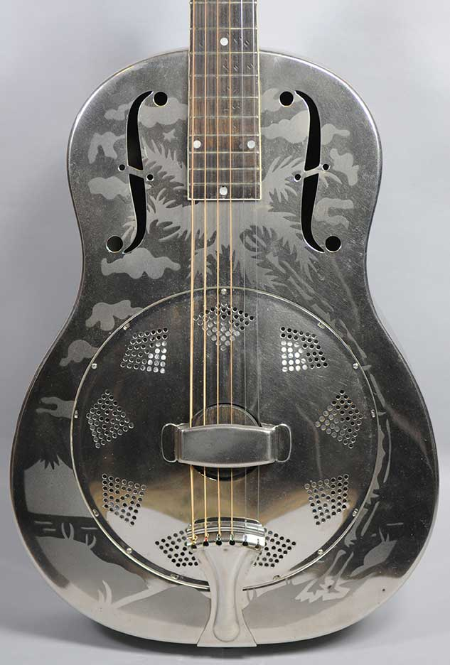 National Style O Resonator Guitar 1932 Spruce Tree Music