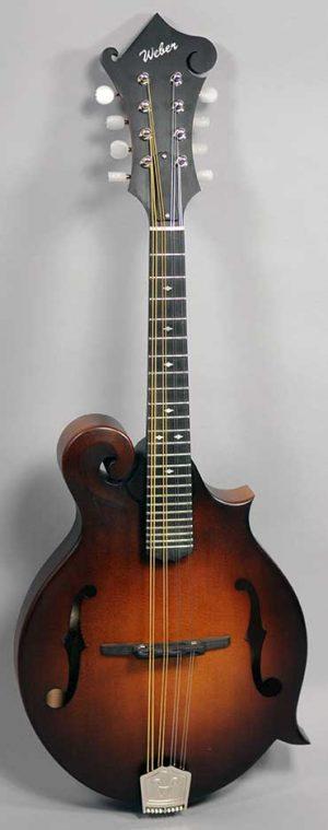 Weber Gallatin F Mandolin