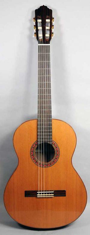 Almansa 424 Ziricote Classical Guitar
