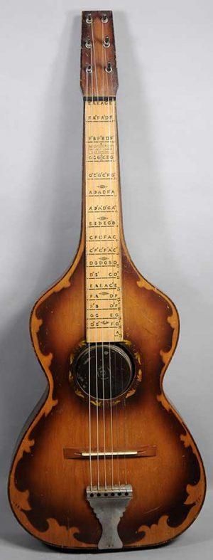 Hollywood Hawaiian Guitar - 1920s