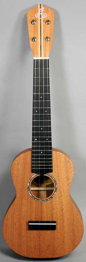 LoPrinzi Model AM-AR-C Concert Ukulele