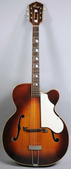 Kay K11 Arch Top Guitar - 1950s