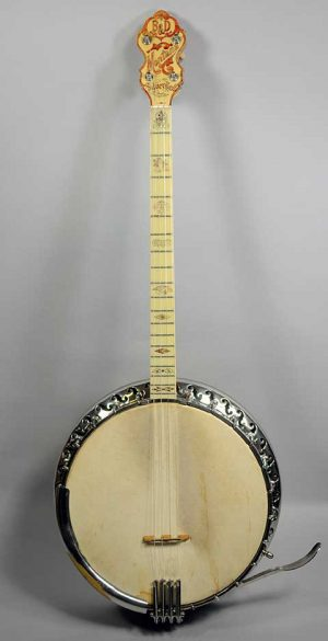 Bacon & Day Montana Silver Bell No. 1 Tenor Banjo - c.1927