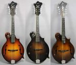 Weber Mandolins - Yellowstone and Bitterroot Models