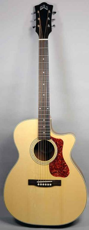 Guild OM-240CE Guitar