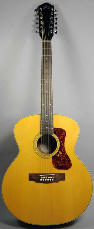 Guild F-2512E 12-String Guitar