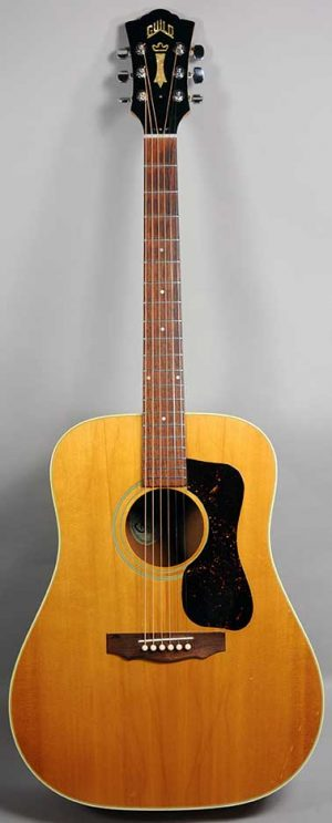 Guild G-37 Guitar - 1981