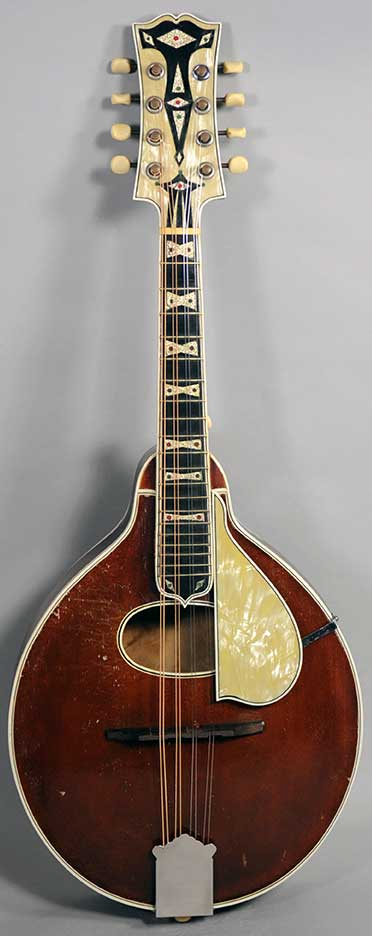 Kushnir A Style Mandolin - 1938