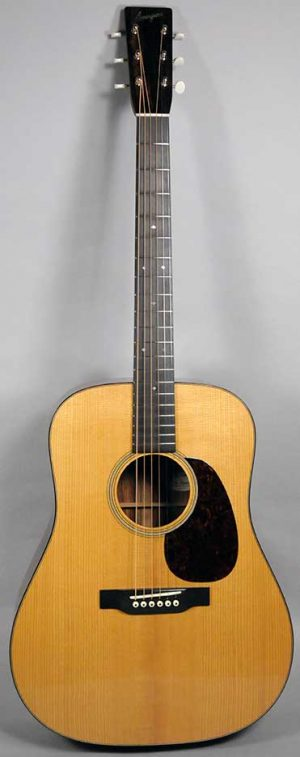 Bourgeois Panama Red Dreadnought